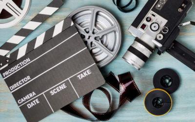 Filmen met je super 8 camera