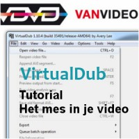 Virtualdub tutorial