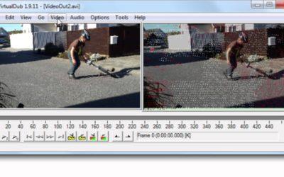 VirtualDub – het mes in je video