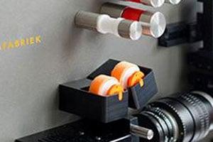 Hoe je zelf je 8mm films kunt plakken en schoonmaken