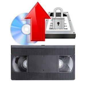 vhs videobanden digitaliseren