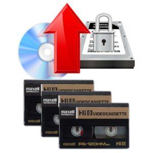 video8 digitaliseren